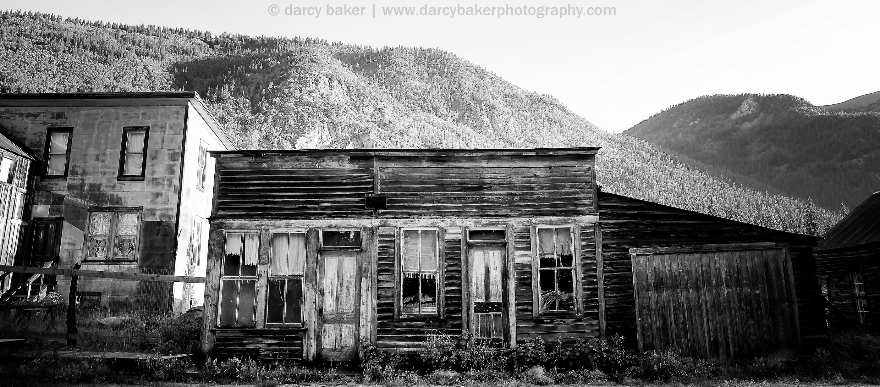 A ghost town a chemical engineer and childhood memories for St elmo colorado cabins